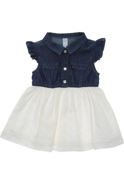 Panço Kız Bebek Elbise 19126080100