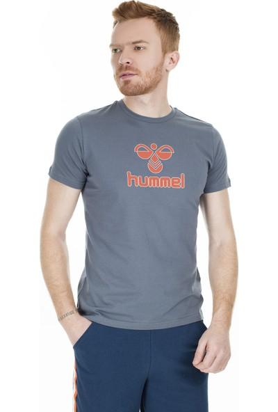 Hummel Baskılı Erkek T-Shirt 910940