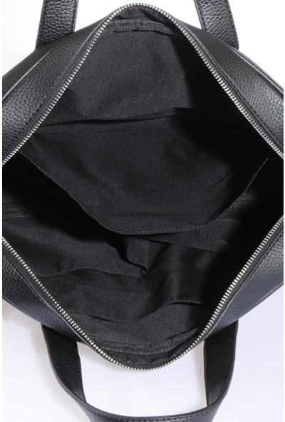 Pierre Cardin 01Pe19K0321-F-S Siyah Erkek Evrak Çantası