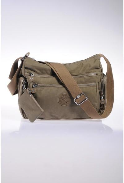Smart Bags Smb1115-0007 A.Kahve Kadın Çapraz Çanta