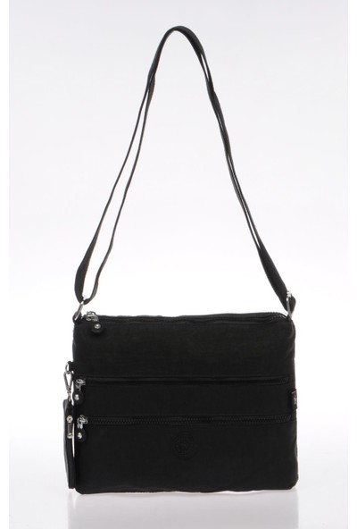 Smart Bags Smb1185-0001 Siyah Kadın Çapraz Çanta