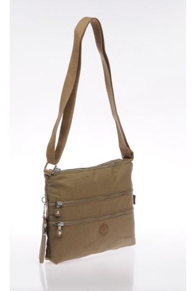 Smart Bags Smb1185-0007 A.Kahverengi Kadın Çapraz Çanta