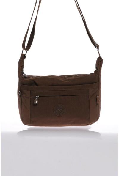 Smart Bags Smb3001-0008 Koyu Kahverengi Kadın Çapraz Çanta