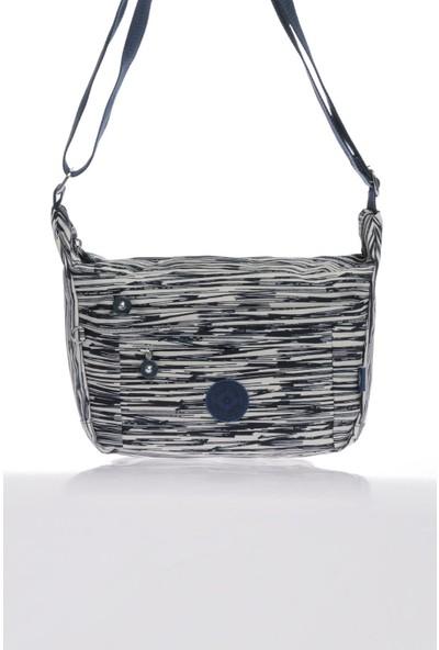 Smart Bags Smb3001-0126 Bej/Laci Kadın Çapraz Çanta