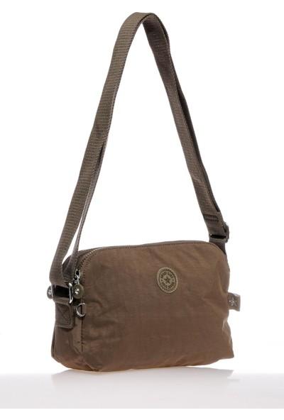 Smart Bags Smb3002-0006 Kahverengi Kadın Çapraz Çanta
