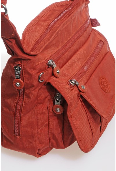 Smart Bags Smb3005-0019 Kırmızı Kadın Çapraz Çanta