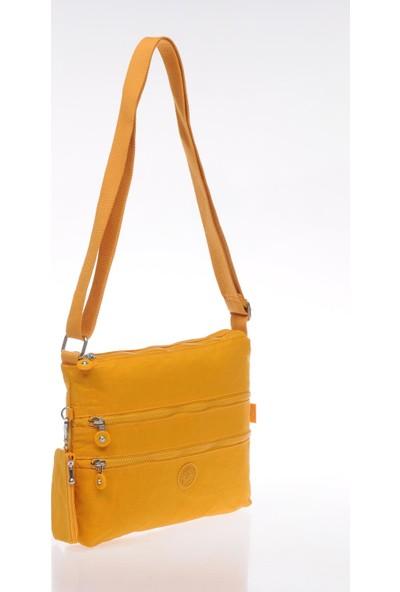 Smart Bags Smb1185-0086 Hardal Kadın Çapraz Çanta