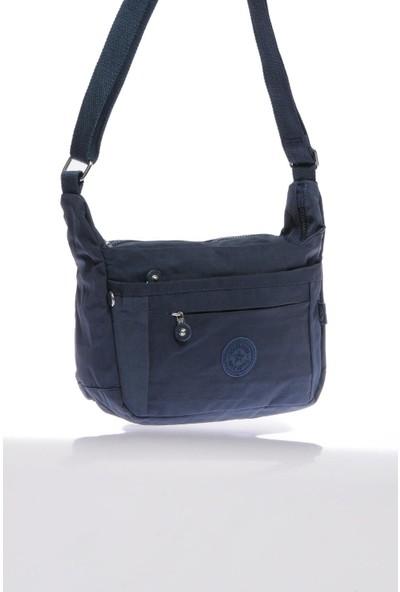 Smart Bags Smb3001-0033 Lacivert Kadın Çapraz Çanta