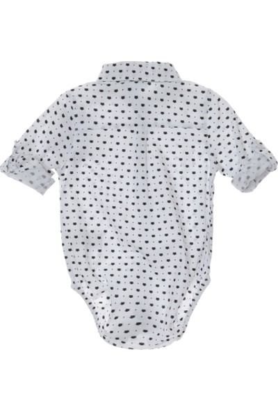 Panço Kız Çocuk Body Gömlek 1722290100