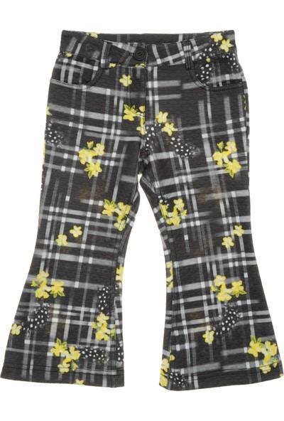 Panço Kız Çocuk Pantolon 18221042100