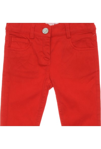 Panço Kız Çocuk Pantolon 18221052100