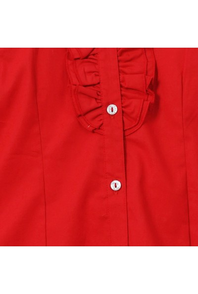 Panço Kız Çocuk Gömlek 18222060100