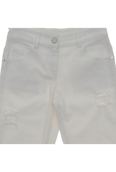 Panço Kız Çocuk Pantolon 19121009100