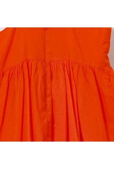 Panço Kız Çocuk Elbise 19126107100