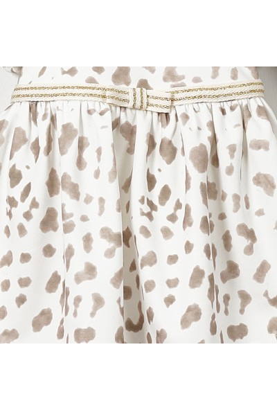 Panço Kız Bebek Parti Elbisesi 19226196100