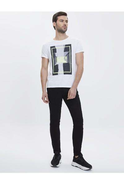 Loft 2022993 Erkek T-Shirt Short Sleeve