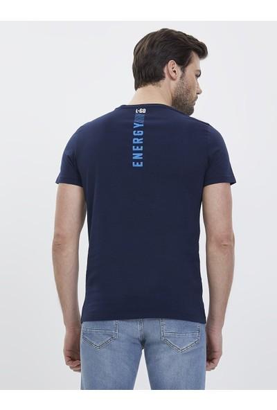 Loft 2023072 Erkek T-Shirt Short Sleeve