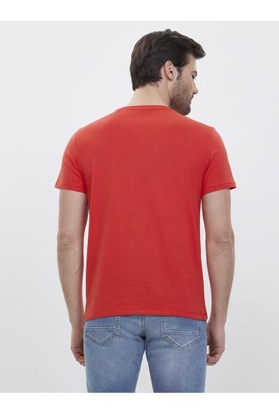 Loft 2023240 Erkek T-Shirt Short Sleeve