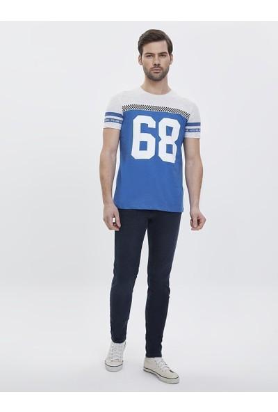Loft 2023310 Erkek T-Shirt Short Sleeve