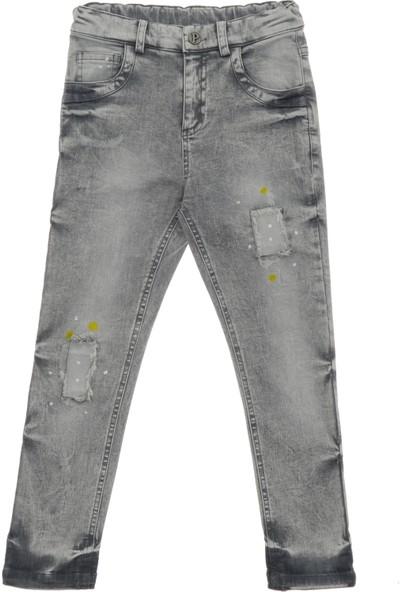Panço Erkek Çocuk Denim Pantolon 19111003100