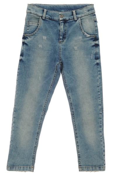 Panço Erkek Çocuk Denim Pantolon 19111005100