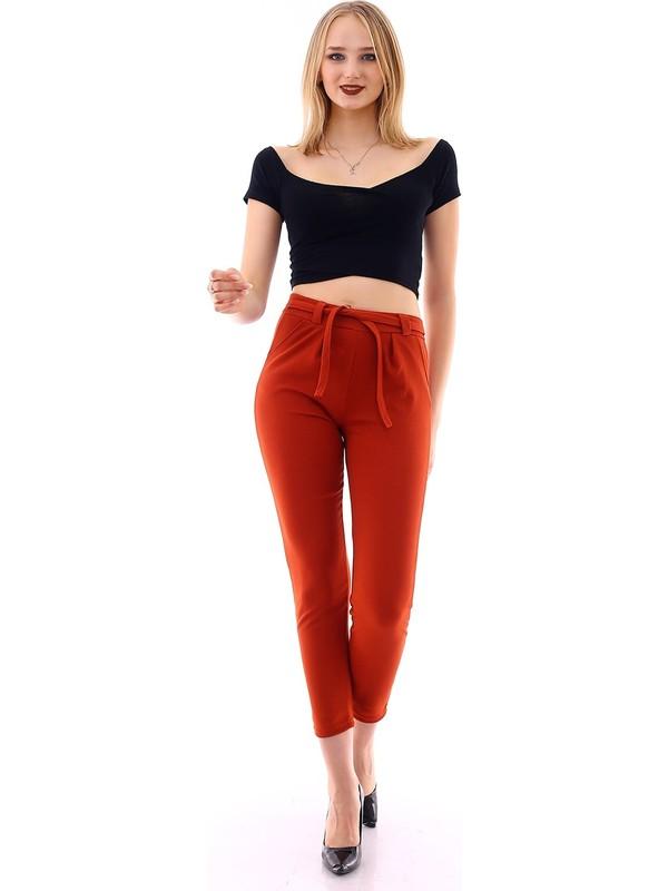 Blue Gym Nadya Nakışlı Pantolon