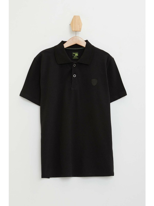 DeFacto Erkek Çocuk Polo Yaka Tişört K1690A620SP