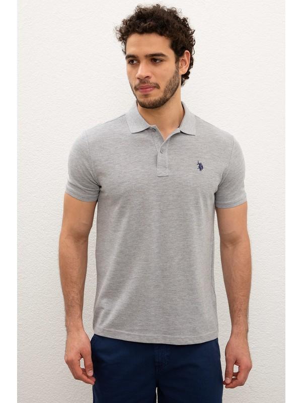 U.S. Polo Assn. Erkek T-Shirt 50217612-VR086