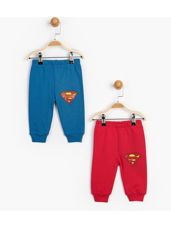 Superman 2'li Patiksiz Alt 15554