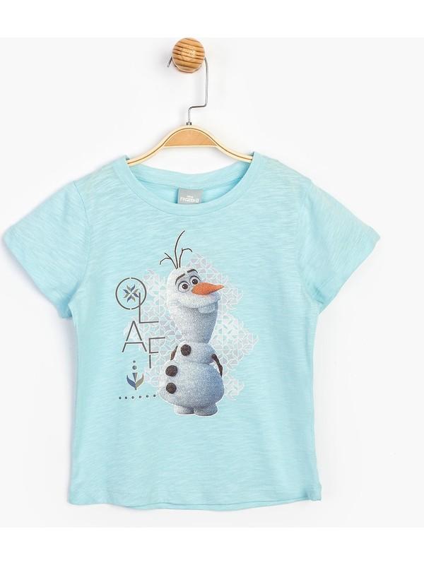 Disney Frozen Çocuk Tişört 15615