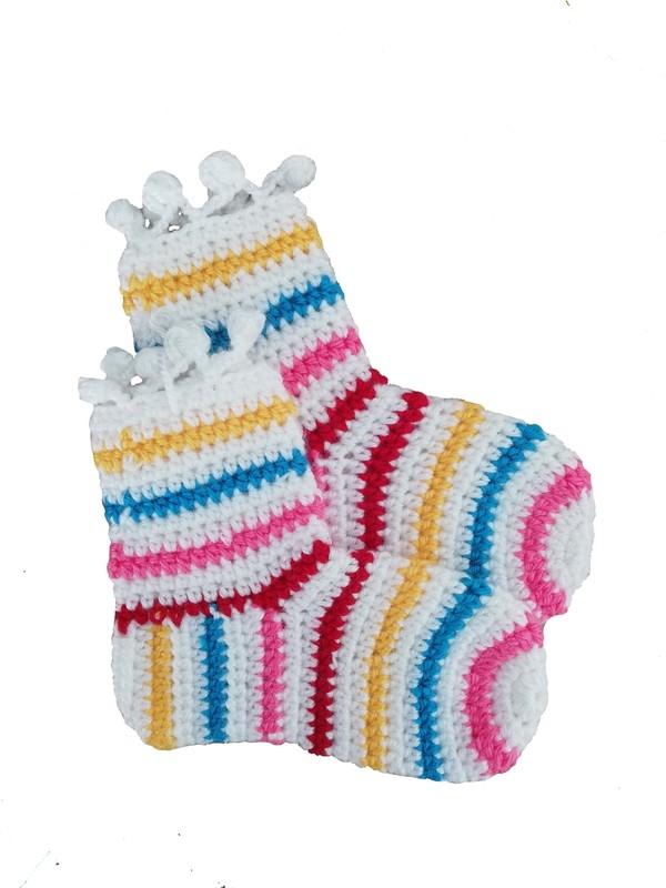 Nuh Home Patik Çorap El Yapımı