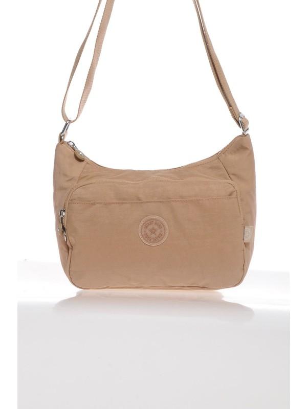 Smart Bags Smb3003-0010 Camel Kadın Çapraz Çanta