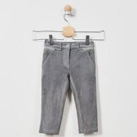 Panço Kız Çocuk Kadife Pantolon 19221060100