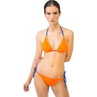 Bonesta Swimwear Kroşeta Boncuklu Üçgen Bikini