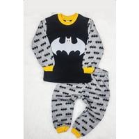 My Jully Marka Batman Baskılı Erkek Çocuk Eşofman Takımı 4-5-6 Yaş