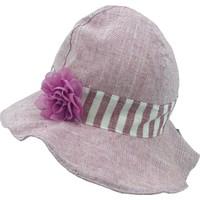 Capps Cap And More Yazlık Bebek Güneş Şapkası 6-12 Ay Çiçek