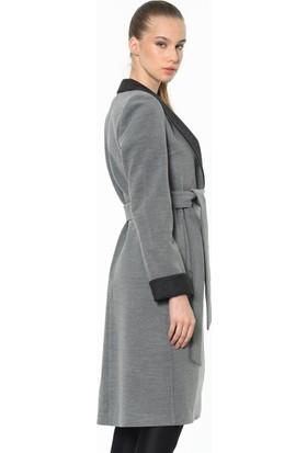 Dewberry Z6510 Kadın Palto