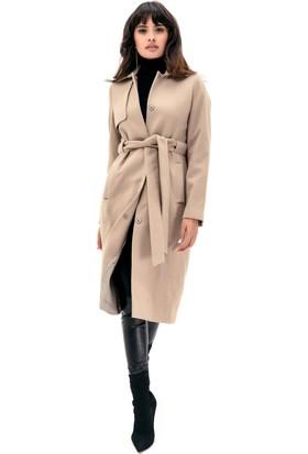 Dewberry Z6570 Kadın Palto