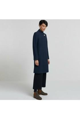 Yargıcı Kimono Yaka Palto