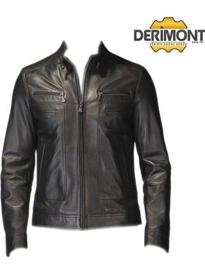 Derimont's Erkek Deri Mont