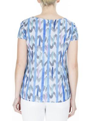 Emporio Armani Bluz Kadın Bluz 3H2K84 2N4Iz F702