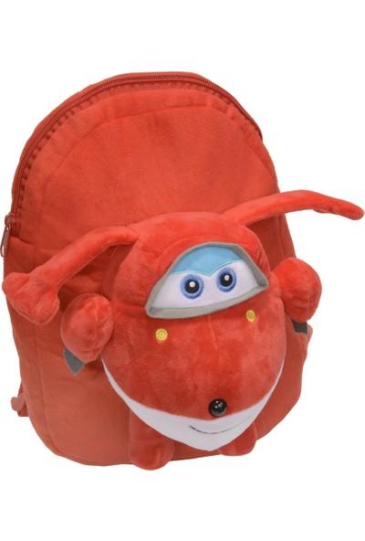 Selay Toys Harika Kanatlar Jett, Erkek Çocuklar Için Çanta 35 cm