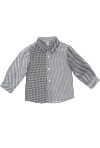 Panço Erkek Bebek Uzun Kollu Gömlek 19112090100