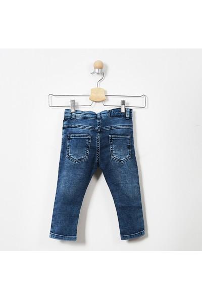 Panço Erkek Çocuk Denim Pantolon 19211050100