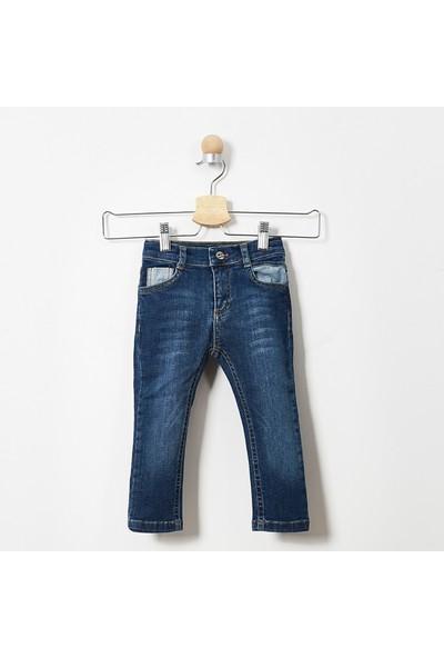 Panço Erkek Çocuk Denim Pantolon 19211056100