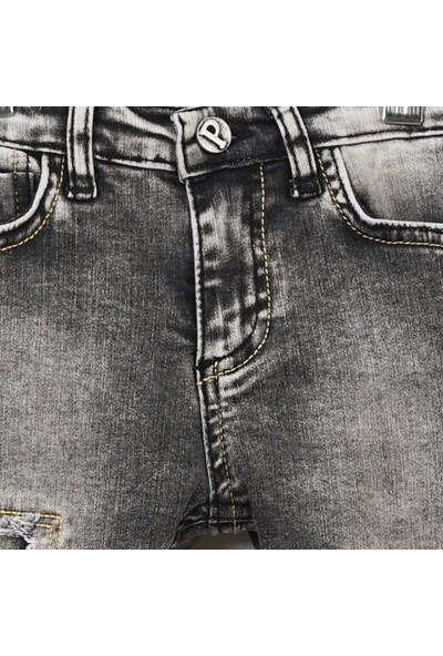 Panço Erkek Çocuk Denim Pantolon 19211058100