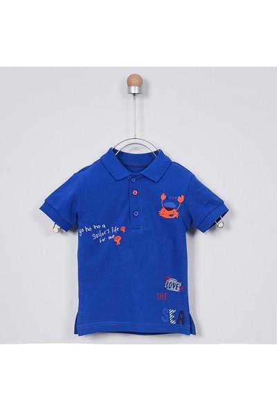 Panço Erkek Bebek Pike T-shirt 2011BB05007