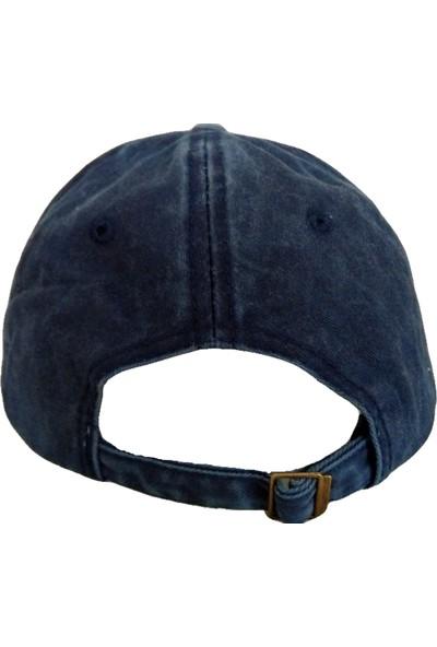 Kazandıran Outlet Afny Eskitme Şapka
