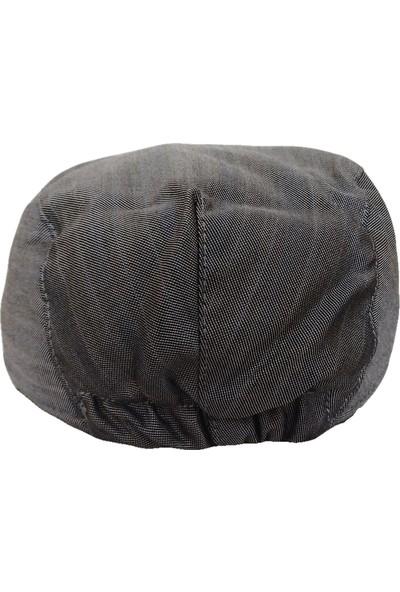 Kazandıran Outlet Keten Yazlık Kasket Şapka