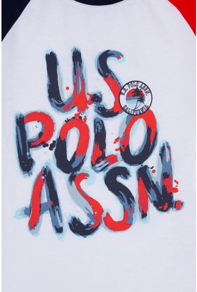 U.S. Polo Assn. Erkek Çocuk T-Shirt 50220324-VR013